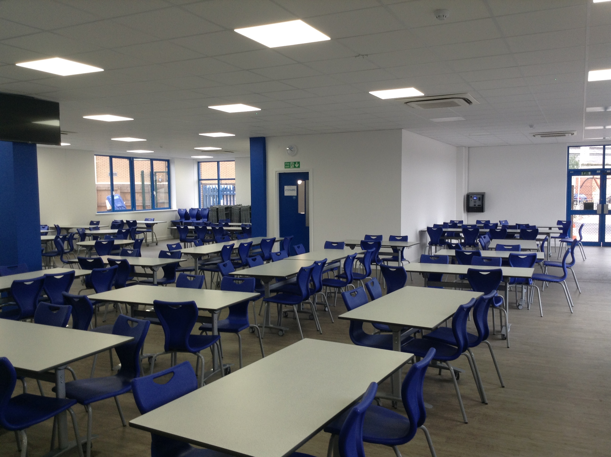 Perry Beeches V Dining Hall