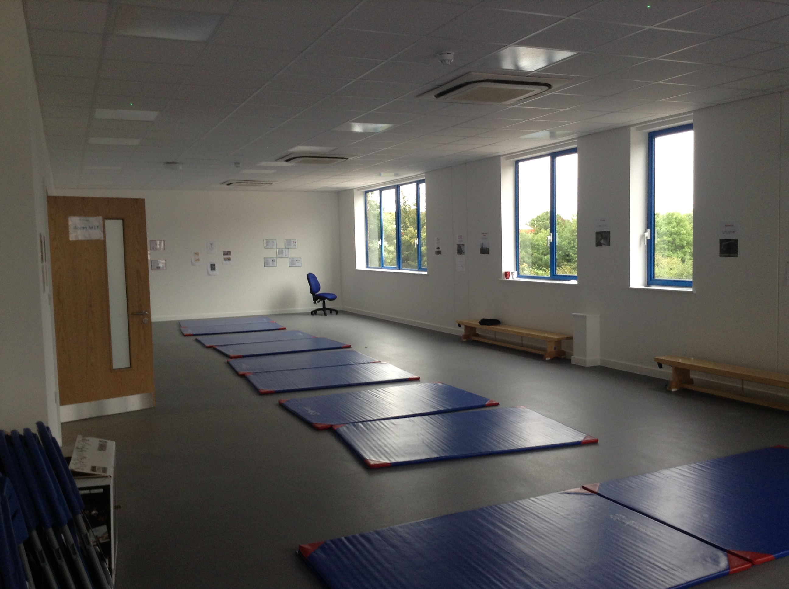 Perry Beeches V Classroom