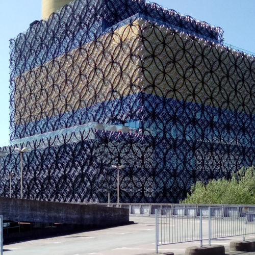 Library Of Birmingham